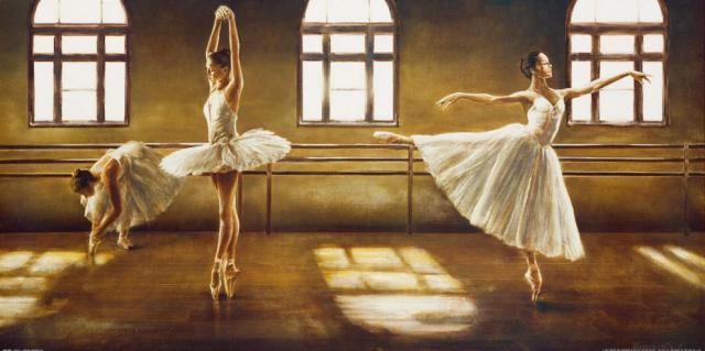 Obra de la gran artista figurativa italiana Cristina Mavaracchio.